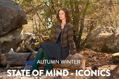 State of Mind - Iconics Collection by Nid d'Abeille - ready to wear fashion for discerning women