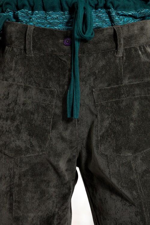 Pantalon velours -590/40