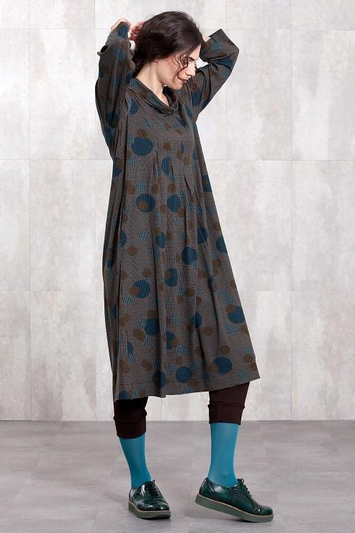 Robe Jersey imprimée 620-710