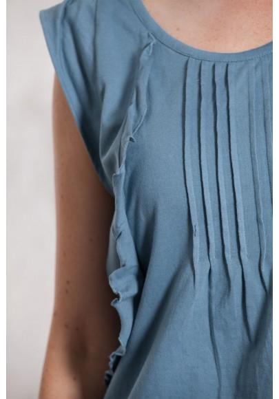 Blouse coton jersey 635-23
