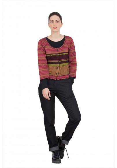 Pantalon jean 612/40/Black