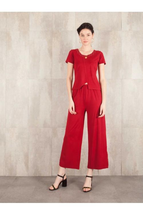 Pantalon Alice jersey  406-41