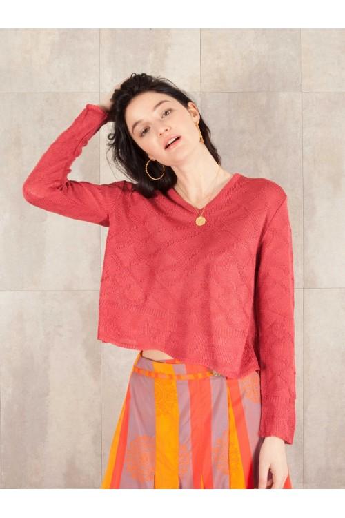 Pull Knit  Bombay
