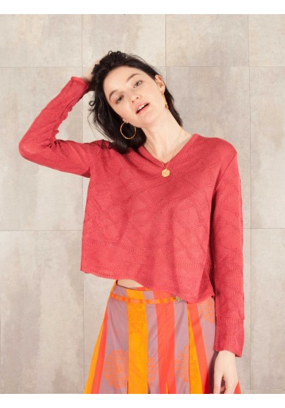 Pull maille Bombay