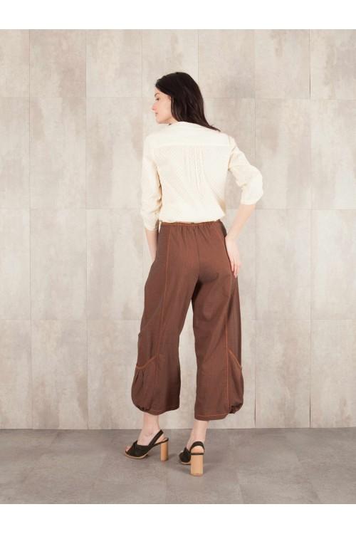 Pant Cecilia Coton-poly stretch 4812-41
