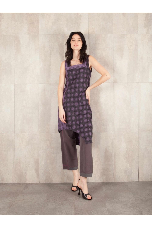 Dress Bellamine jacqd froissé 5013-11