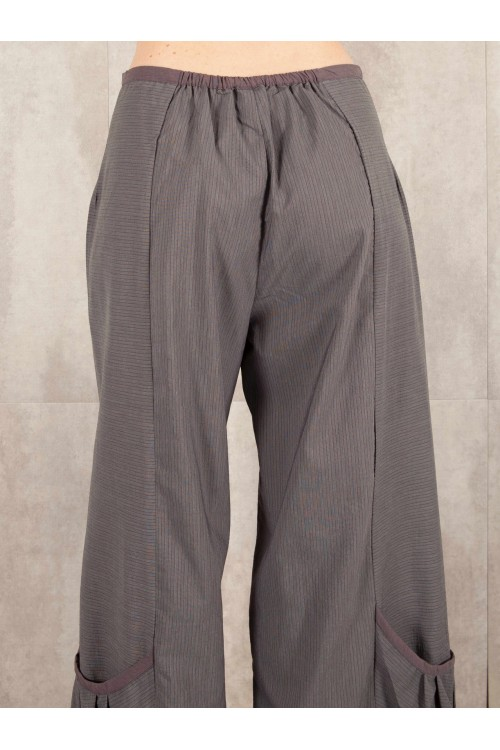 Pantalon Cecilia Coton-poly stretch 4812-41