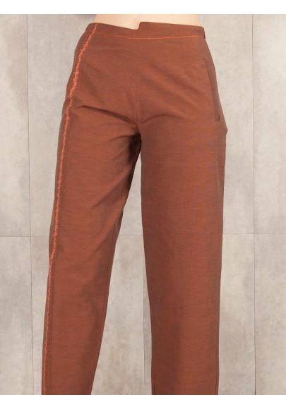 Pant Claudelle Coton-poly stretch 4812-40