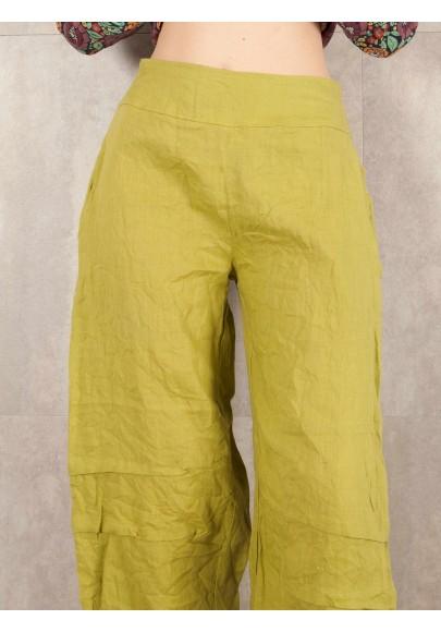 Pantalon Charline crack look  lin 580-40