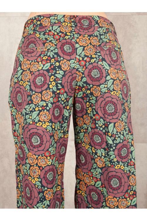 Short Pant Elisa coton printed