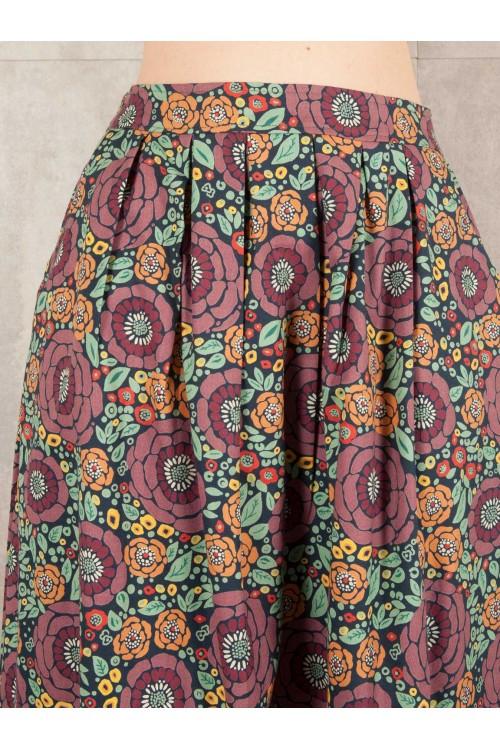 Jupe Badu coton imprimée