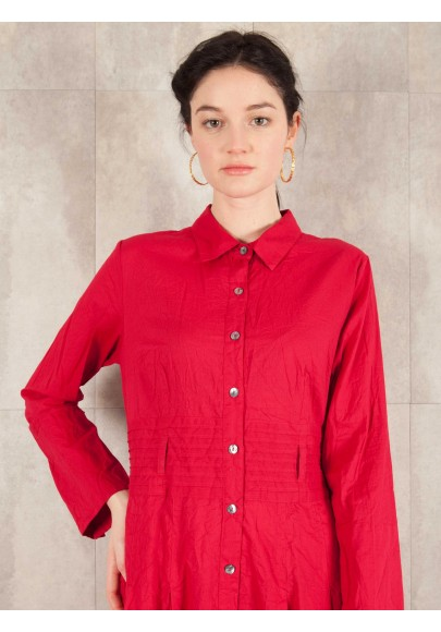Dress Coat Marcelle coton voil 584-71