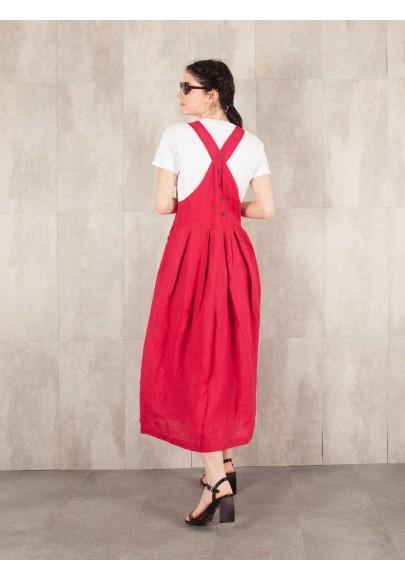 Dress Marina lin crack look 580-71