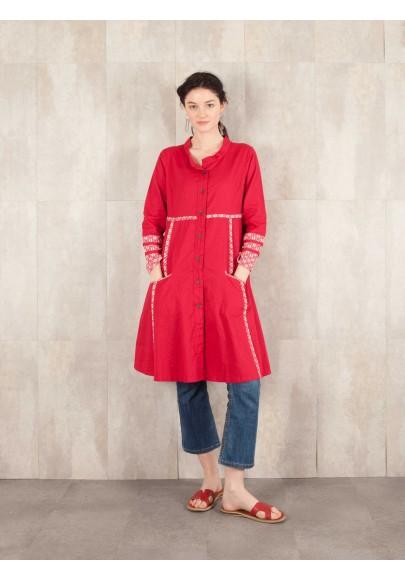 Coat Jacket  Naura  coton 582-62