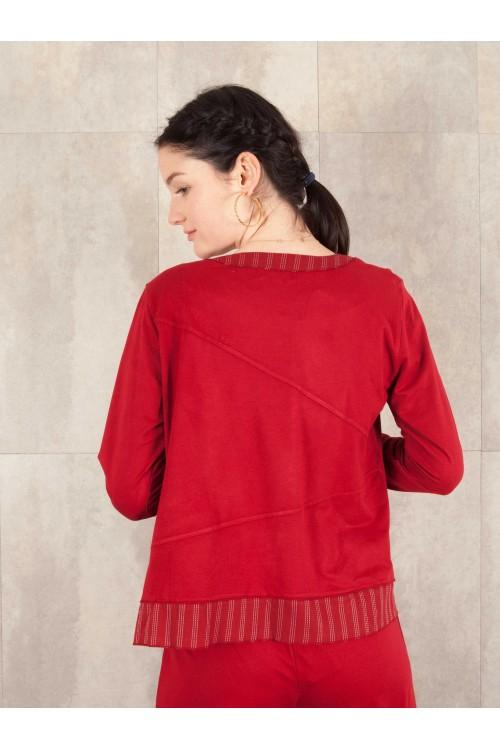 Gilet Poméline jersey 406-11