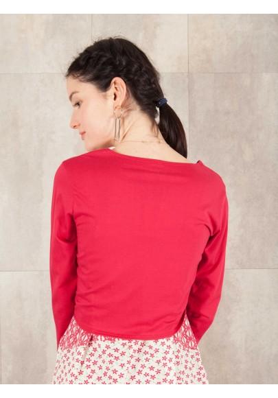 Cache Coeur Zazie jersey modal 583-60