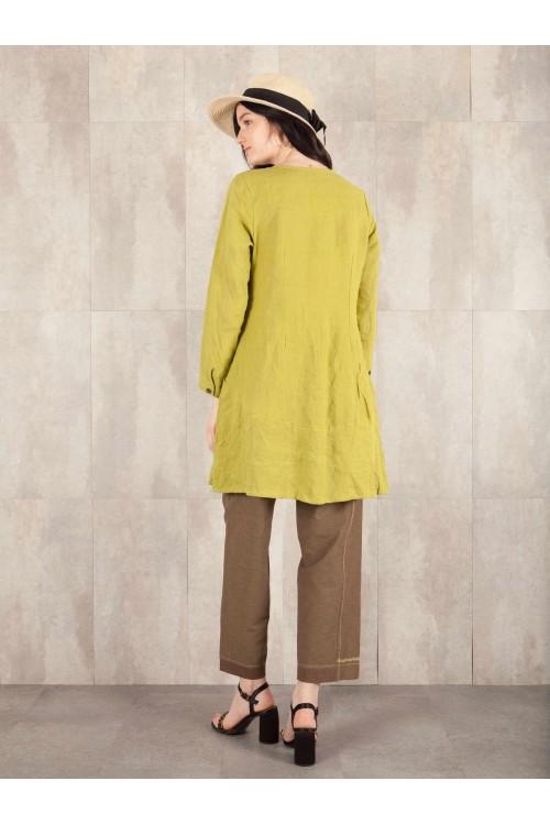Pantalon Claudelle Coton-poly stretch 4812-40