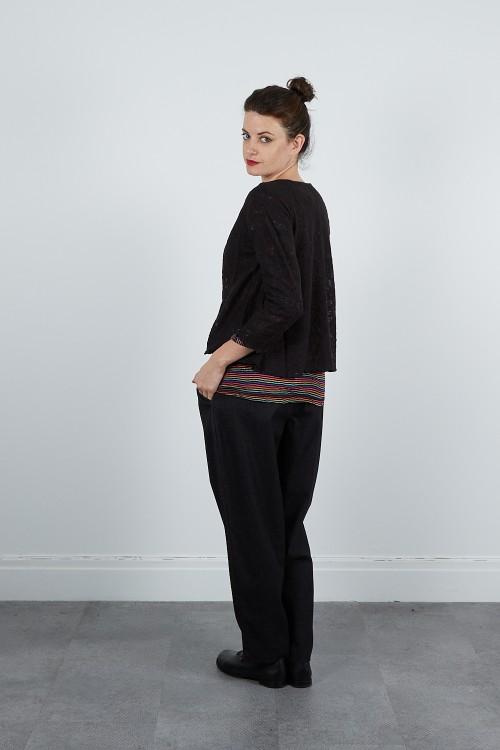 H17-41-JS Pantalon jean stretch