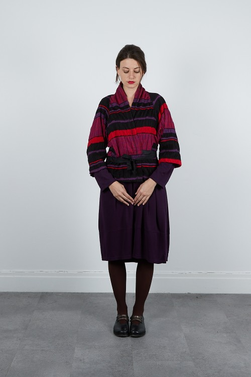 620-79 Robe jersey viscose