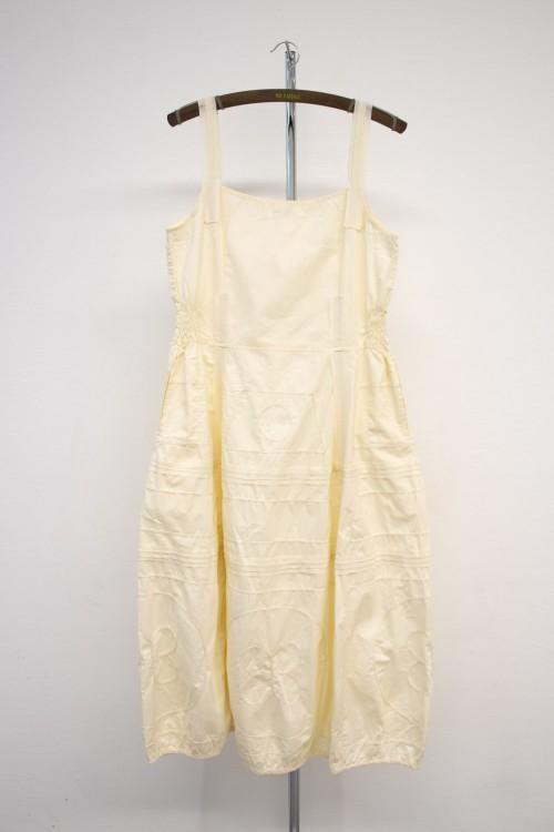 Robe Popeline brodé gallon -560/70