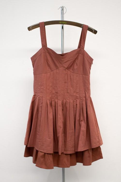 Robe Popline de coton -561/71
