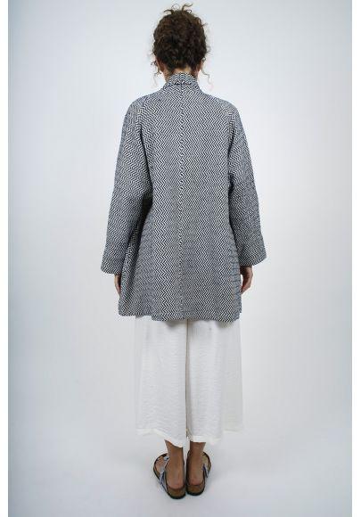 BAFIA-1  Veste Kimono tapîstry coton