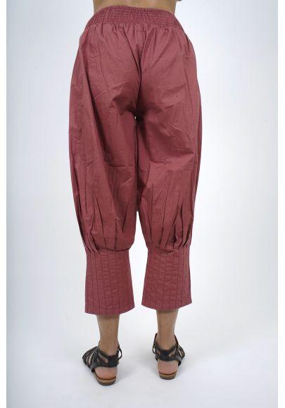 561-40 Pantalon smoké dos 100% Coton