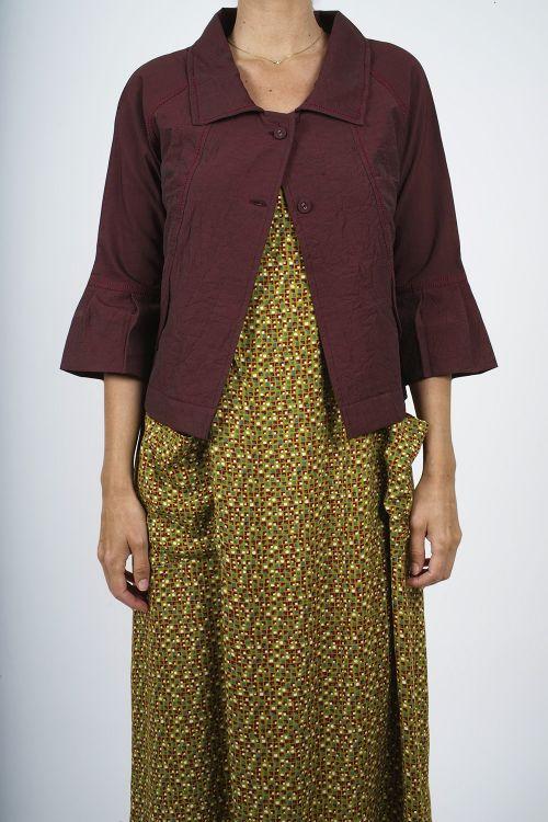 5016-60 Veste courte coton polyester