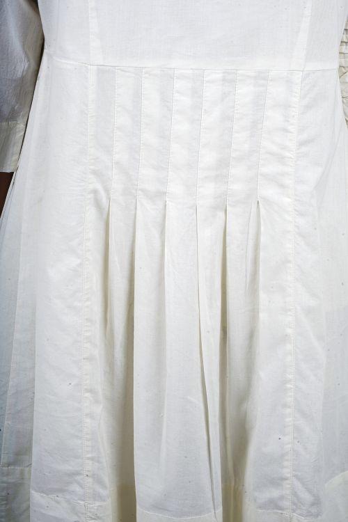 462-61 Veste Manteaux  voile de coton