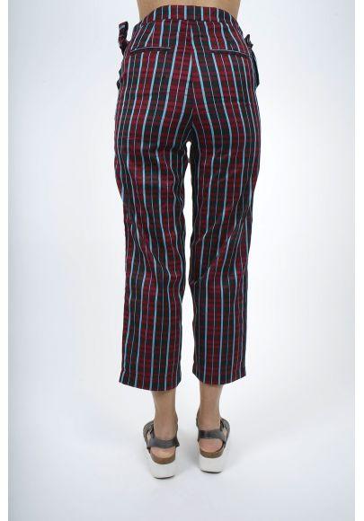 700-40 Pantalon soie