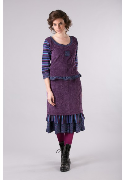 Blouse 512/10/Violet
