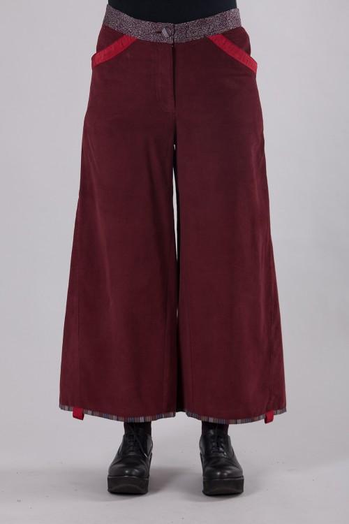 Pantalon 475/41/Prune