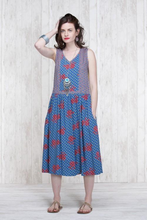 Dress Blue-Olive  662-71