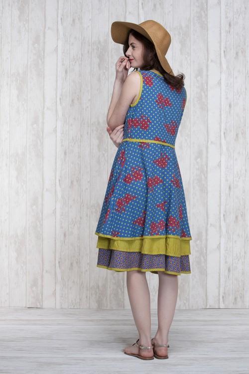 Dress Blue-Olive  662-710