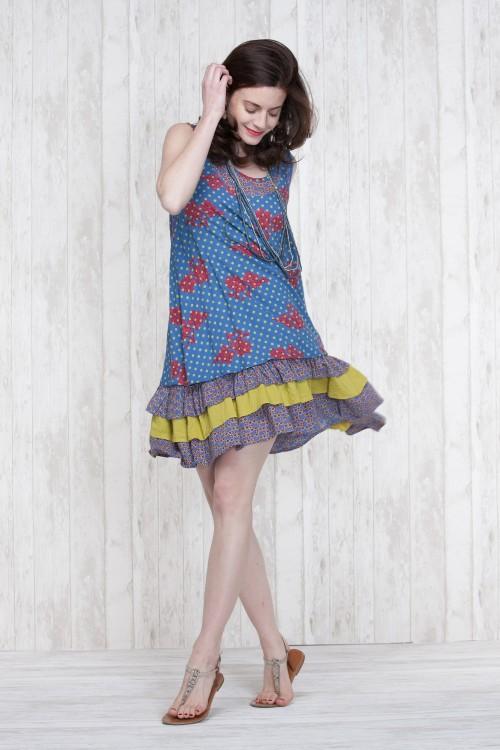 Dress Blue-Olive  662-73
