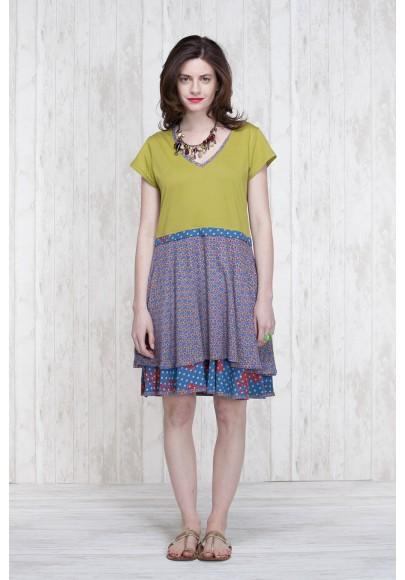 Dress Blue-Olive  662-74