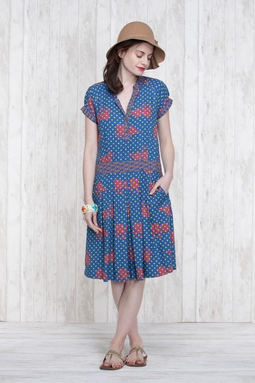 Dress Blue-Olive  662-79