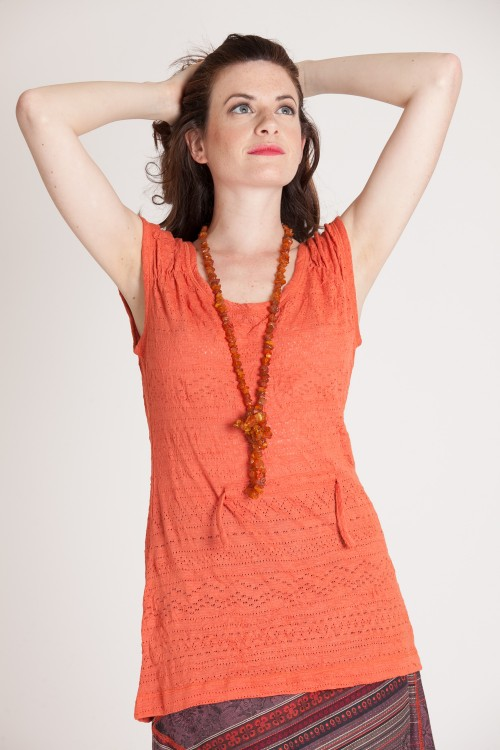 TSHIRT ORANGE 5010-13