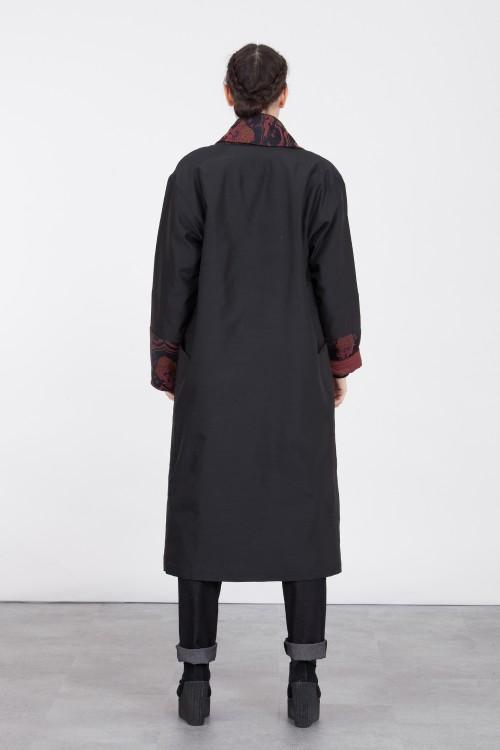Manteaux 379/62 Noir