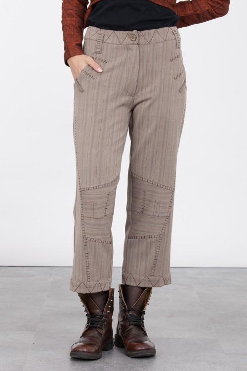 Pantalon 476/40/Caramel