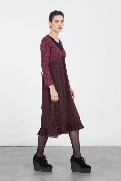 Robe 492/70 Framboise