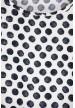 Blouse long sleeves Dot Print-E16-12-VI-G
