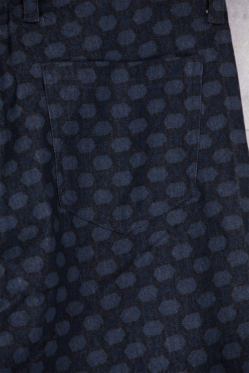 black bleu jean-E16-40-JS-D