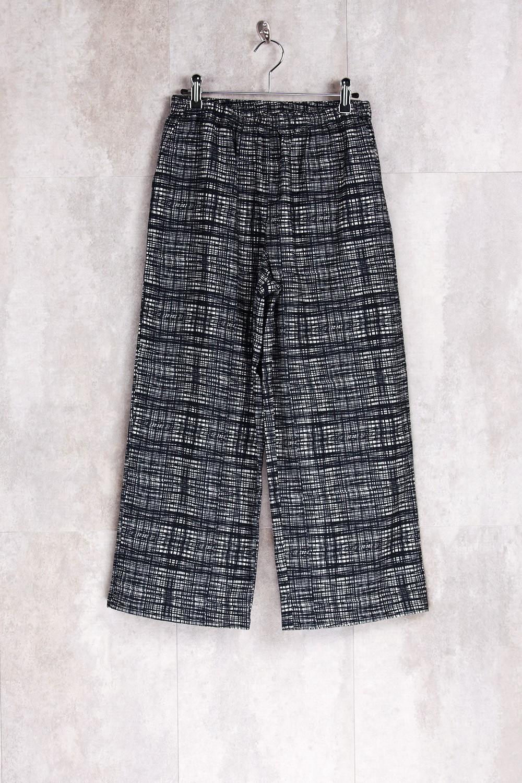 Pantalons imprimés graphiques-E16-41-CC-A