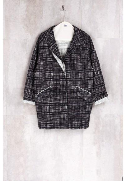 Jacket Graphic Print-E16-60-CL-A