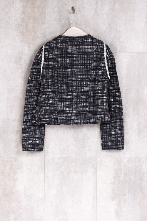Jacket Graphic Print-E16-61-CL-A