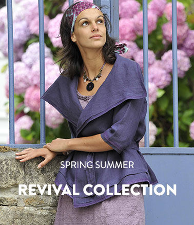 Spring Summer Collection by Nid d'Abeille - Ready to wear for Women